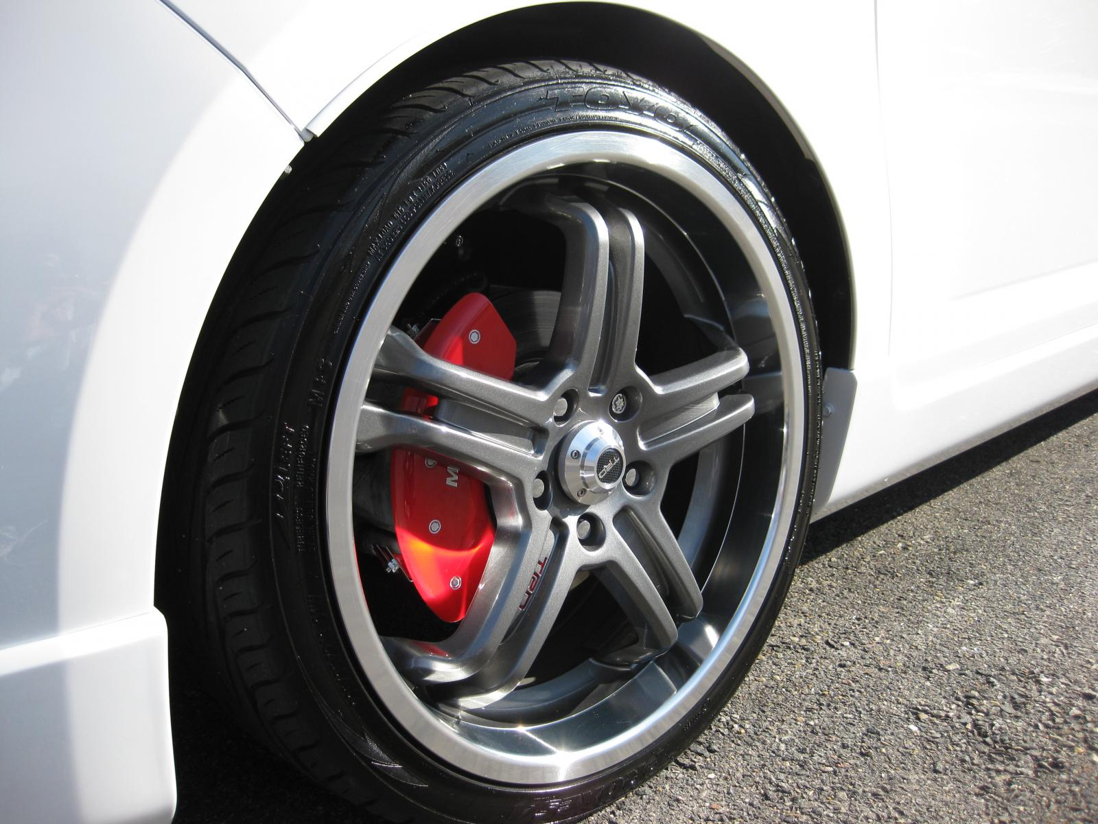 Caliper Covers - Scion xB
