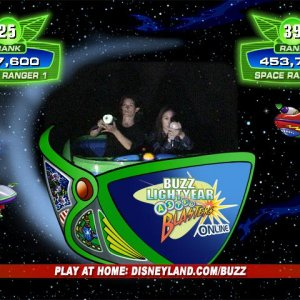 Dland annual passholder...taking out Zurg on Astro Blasters
